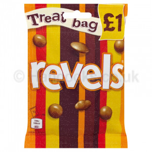 British Shop Revels Treat Bag
