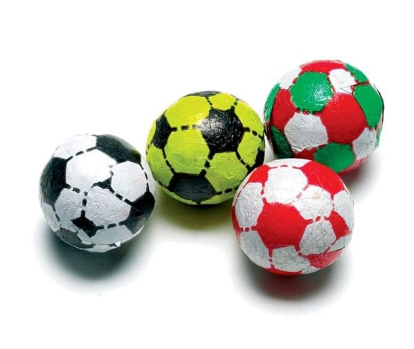 British Shop Perth Chocolate Sports Balls