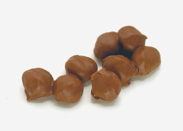 British Sweets And Treats Chocolate Chewing Nuts