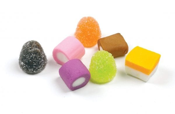 British Sweets Dolly Mixtures
