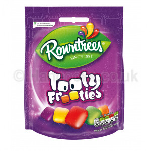 UK Sweets Tooty Fruities Pouch