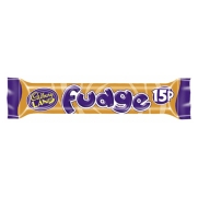 British Shop Cadburys Fudge Bar