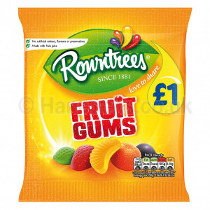 British Shop Perth Fruit Gum Bag
