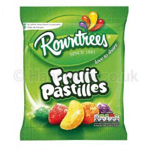 Lolly Shop Fruit Pastille Pouch