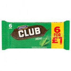 UK Candy Club Mint 8pk