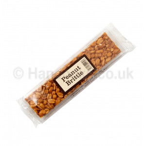 Candy Shop Australia Peanut Brittle Bar