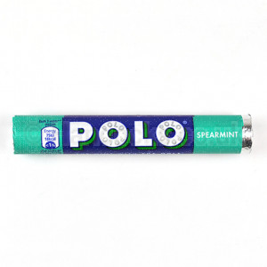 British Sweet Shop Polo Spearmint