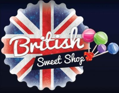 Candy Shop Perth British Sweet Shop Logo