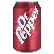 British Shop Dr Pepper