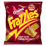 Frazzles Available At English Lolly Shop