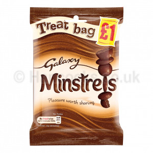 Candy Shop Australia Galaxy Minstrels More To Share