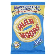 Hula Hoops Salt & Vinegar At British Shop