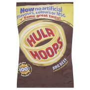 Hula Hoops BBQ Beef At British Sweet Shop