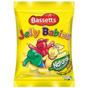 British Sweet Shop Jelly Babies Bag