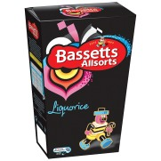 Lolly Shop Liquorice Allsorts Box