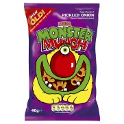 Monster Munch Pickled Onion At British Shop Perth