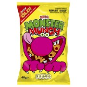 Monster Munch Roast Beef At Candy Shop Australia