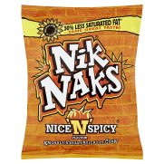 Nik Naks Nice N Spicy At Lolly Store