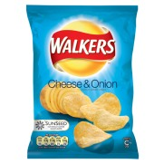British Shop Perth Sells Walkers Cheese & Onion