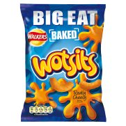 Wotsits At English Sweet Shop