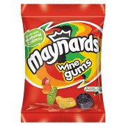 British Sweets And Treats Wine Gums Bag