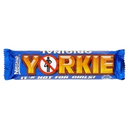 British Sweet Shop Yorkie Milk