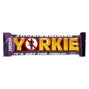 British Shop Yorkie Raisin/Biscuit