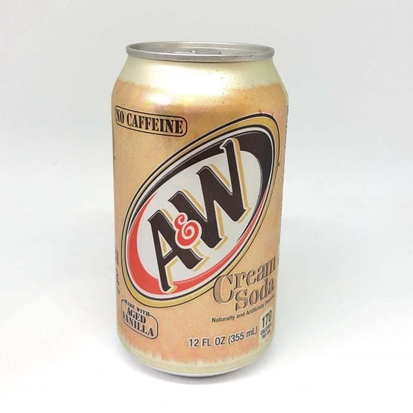 Candy Shop Perth A & W Creme Soda