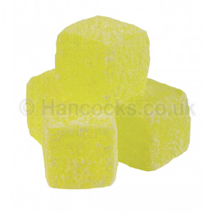 English Lolly Shop Pineapple Chunks
