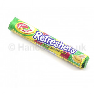 UK Candy Refreshers Roll