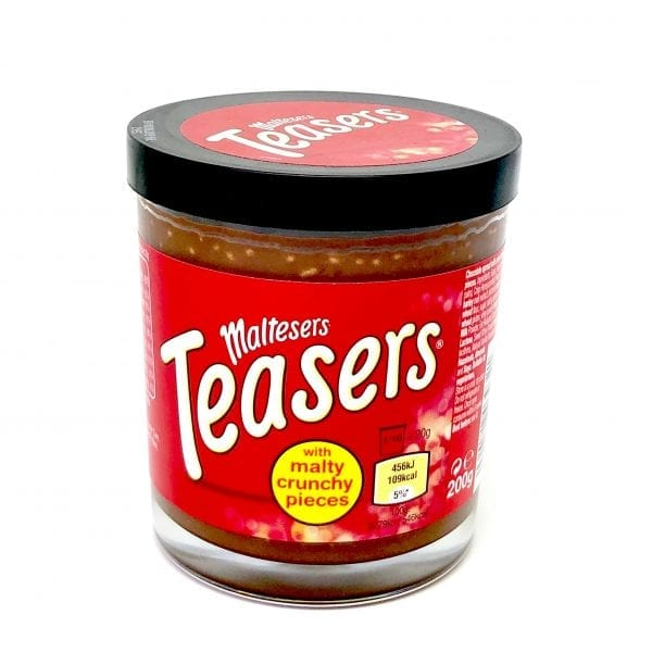 English Confectionery Malteser Teaser Choc Spread