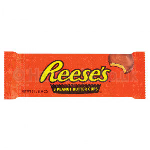 British Sweets And Treats Reeces Peanut Butter Cups
