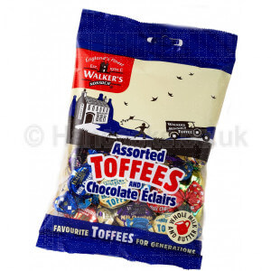 British Shop Walkers Assorted Royal Toffee
