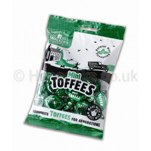 Candy Shop Perth Walkers Mint Toffee Bag