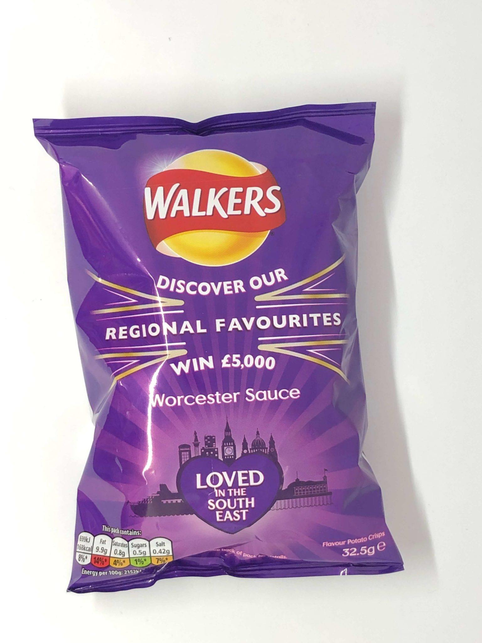 British Shop Perth Walkers Worcester Sauce