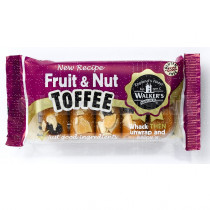 British Candy Walkers Fruit & Nut Toffee Tray