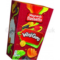 British Sweets Wine Gums Box