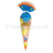 Lollies Perth Flying Saucers Cone