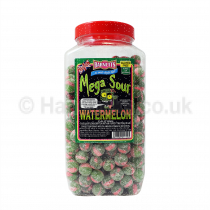British Shop Perth Mega Sour Watermelon Jar