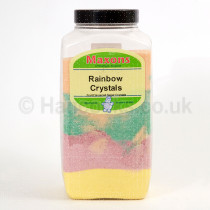 British Sweet Shop Rainbow Crystals
