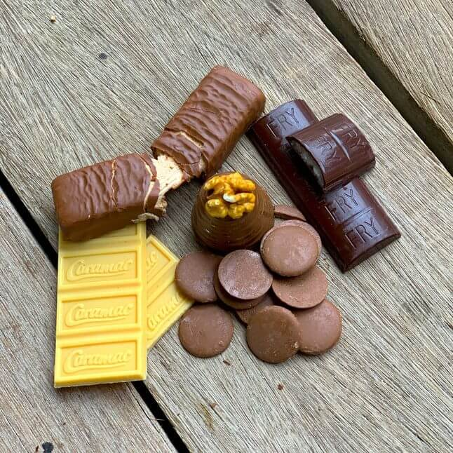 English Confectionery Collection Of Chocolates